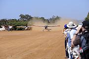 Vintage aircraft at the Caversham Historic Motoring Fair. Caversham, Perth, Western Australia.<br /> Sunday, 15th November 2009