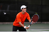4/6/07 Men's Tennis vs Virginia