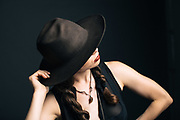 2018 July 13 - New hats from Recapitate Headwear shot in studio on a several different models.