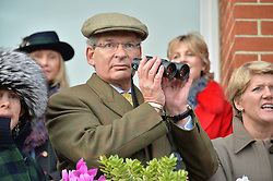 ROBERT WALEY-COHEN at the 2015 Hennessy Gold Cup held at Newbury Racecourse, Berkshire on 28th November 2015.
