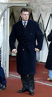 Photo: Andrew Unwin.<br />Sunderland v Aston Villa. The Barclays Premiership.<br />19/11/2005.<br />Aston Villa's manager, David O'Leary.