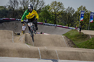 #7 (WILLOUGHBY Sam) AUS at the 2016 UCI BMX Supercross World Cup in Papendal, The Netherlands.