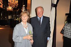 CHARLES & PATTI PALMER-TOMKINSON at a party to celebrate the publication of Inheritance by Tara Palmer-Tomkinson at Asprey, 167 New Bond Street, London on 28th September 2010.