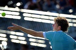 14.06.2011, Autotron Rosmalen, Den Bosch, NLD, UNICEF Open ATP and WTA Tennis, im Bild: Robin Haase of the Netherlands in the men's singles.EXPA Pictures © 2011, PhotoCredit: EXPA/ nph/  Ronald Hoogendoorn       ****** out of GER / SWE / CRO  / BEL ******