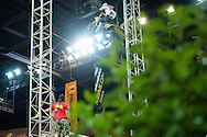 Day in the life of Vicki Golden at Motocross events in Las Vegas, NV -  Golden continues to clear ever increasing heights, on track for her first X Games Step Up qualification.
