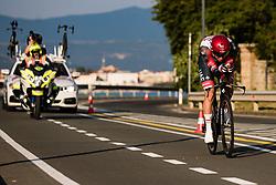 Tadej Pogacar during Slovenia Road Cycling Championship Time Trial 202, on June 17, 2021 in Koper, Slovenia. Photo by Grega Valancic / Sportida.
