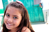 Girl in Gibara, Holguin, Cuba.