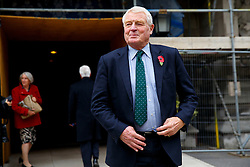 © Licensed to London News Pictures. 03/11/2015. London, UK. Paddy Ashdown attending a memorial service for ex-Liberal Democrat leader Charles Kennedy at St George's Cathedral in London on Tuesday, 3 November, 2015. Mr Kennedy died suddenly on June 1, 2015 at the age of 55 after suffering a major haemorrhage as a result of a long battle with alcoholism. Photo credit: Tolga Akmen/LNP