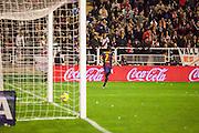 Goal of David Villa