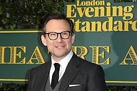 Christian Slater, London Evening Standard Theatre Awards, Theatre Royal Drury Lane, London UK, 03 December 2017, Photo by Richard Goldschmidt