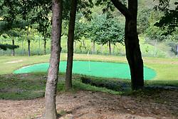 Golf Course JSA DMZ Tour