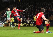 Yeovil Town v Blackburn Rovers 211213