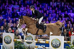 Devos Pieter, BEL, Jade v Bisschop<br /> Jumping Mechelen 2019<br /> © Hippo Foto - Dirk Caremans<br />  29/12/2019