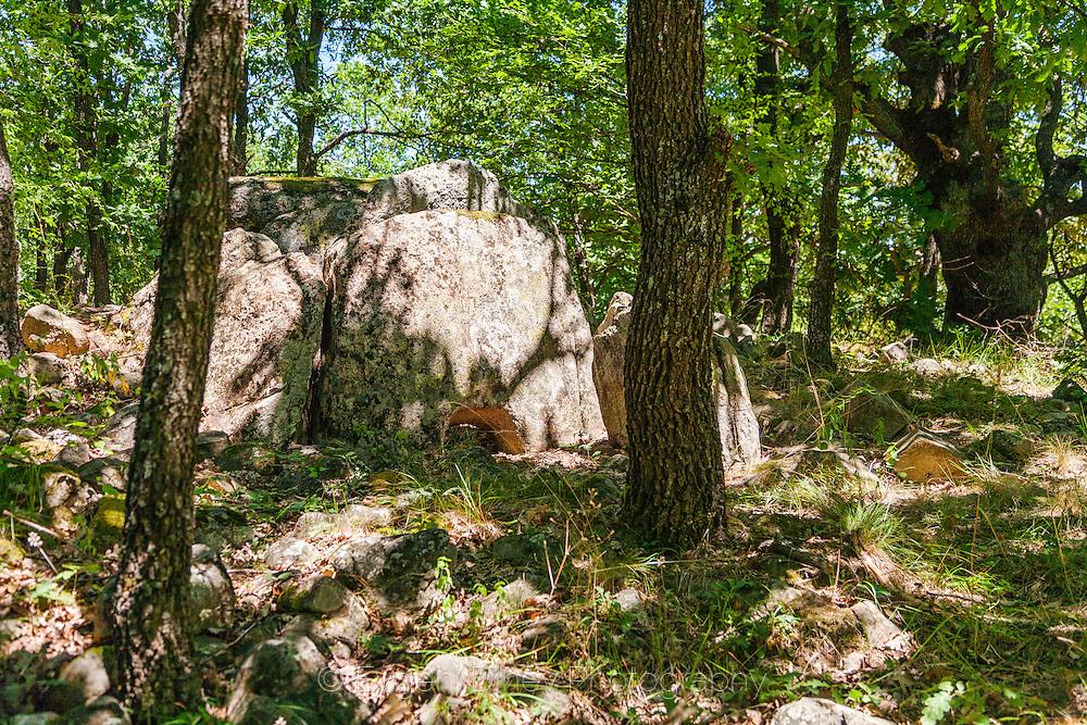 Thracian dolmen