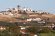 village of estremoz alentejo portugal