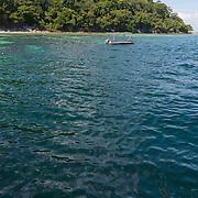 Andaman Sea Near Pulau Payar Island, Malaysia