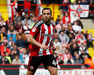 Samir Carruthers of Sheffield Utd during the English League One match at  Bramall Lane Stadium, Sheffield. Picture date: April 30th 2017. Pic credit should read: Simon Bellis/Sportimage
