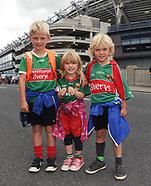 21st July Fans Mayo v Meath Croker 21st July