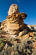 Red Desert of Wyoming in summmer