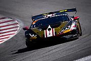 September 10-12, 2021. Lamborghini Super Trofeo, Weathertech Raceway Laguna Seca 61 Max Weering, MCR racing, Lamborghini Huracan Super Trofeo EVO