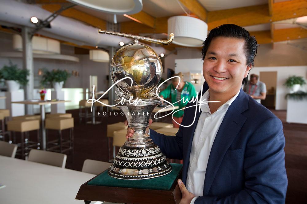 DEN HAAG - O Seven manager Rabobank World Cup Hockey 2014 . COPYRIGHT KOEN SUYK