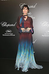May 18, 2019 - Cannes, France - Catrinel Menghia. ''Love'' party Chopard in Cannes 2019.. Pictures: Laurent Guerin / EliotPress Set ID: 600942....239424 2019-05-17  Cannes France. (Credit Image: © Laurent Guerin/Starface via ZUMA Press)