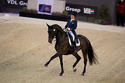 Haazen Jeannette, NED, Dabanos d 04<br /> Indoor Brabant - Den Bosch 2017<br /> © Hippo Foto - Dirk Caremans<br /> 10/03/2017
