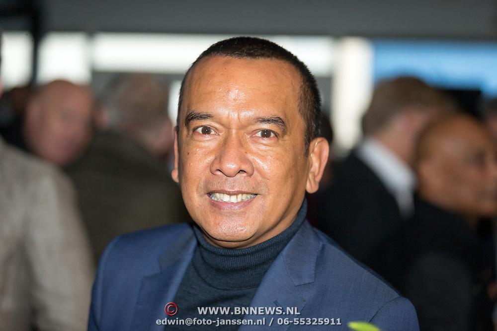 NLD/Rotterdam/20171117 - Opening TYR Boxing, Vincent van Bronckhorst