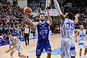 DESCRIZIONE : Campionato 2014/15 Serie A Beko Dinamo Banco di Sardegna Sassari - Acqua Vitasnella Cantu'<br /> GIOCATORE : Stefano Gentile<br /> CATEGORIA : Tiro Penetrazione Sottomano<br /> SQUADRA : Acqua Vitasnella Cantu'<br /> EVENTO : LegaBasket Serie A Beko 2014/2015<br /> GARA : Dinamo Banco di Sardegna Sassari - Acqua Vitasnella Cantu'<br /> DATA : 28/02/2015<br /> SPORT : Pallacanestro <br /> AUTORE : Agenzia Ciamillo-Castoria/L.Canu<br /> Galleria : LegaBasket Serie A Beko 2014/2015