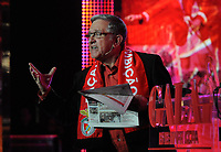 20120227: LISBON, PORTUGAL - SL Benfica 108th anniversary gala at Coliseu dos Recreios in Lisbon, Portugal.<br /> In photo: ACtor Vitor de Sousa.<br /> PHOTO: Alvaro Isidoro/CITYFILES