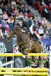 Van Asten Leopold, NED, VDL Groep Miss Untouchable<br /> Gothenburg Horse Show FEI World Cups 2017<br /> © Hippo Foto - Peter Zachrisson<br /> 24/02/17