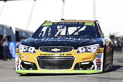September 23, 2017 - Loudon, New Hampshire, United States of America - September 23, 2017 - Loudon, New Hampshire, USA: Ryan Newman (31) takes to the track to practice for the ISM Connect 300 at New Hampshire Motor Speedway in Loudon, New Hampshire. (Credit Image: © Justin R. Noe Asp Inc/ASP via ZUMA Wire)