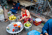 Images from the morning market,  Luang Prabang, Laos.
