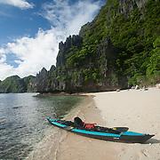 Palawan - Kayaking the Bacuit Archipelago