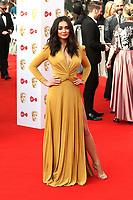 Amy Jackson, Virgin TV British Academy Television Awards, Royal Festival Hall, London UK, 13 May 2018, Photo by Richard Goldschmidt