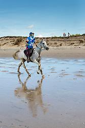 Mercedes Tapia, (ARG), Trek Rania<br /> Alltech FEI World Equestrian Games™ 2014 - Normandy, France.<br /> © Hippo Foto Team - Leanjo de Koster<br /> 25/06/14