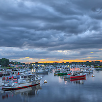 After sunset at Marshfield Town Pier, one of New England's prime harbor spots. The abundance of fishing boats, yachts, sailboats, and dinghies makes it an inspiring Massachusetts outdoor photography adventure.<br /> <br /> Marshfield Town Pier after sunset photography photos are available as museum quality photo, canvas, acrylic, wood or metal prints. Wall art prints may be framed and matted to the individual liking and New England interior design projects decoration needs.<br /> <br /> Good light and happy photo making!<br /> <br /> My best,<br /> <br /> Juergen