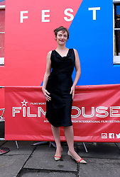 Edinburgh International Film Festival 2019<br /> <br /> Hurt By Paradise (World Premiere)<br /> <br /> Stars and guests arrive on the red carpet for the world premiere<br /> <br /> Pictured: Camilla Rutherford<br /> <br /> Aimee Todd   Edinburgh Elite media