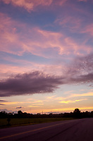 Pastel Sky at Dawn. 11 of 13 Images taken with a Leica X2 camera and 24 mm f/2.8 lens (ISO 125, 24 mm, f/2.8, 1/30 sec). Raw images processed with Capture One Pro and the panorama generated using AutoPano Giga Pro.