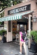 This is a must: Café Beignet