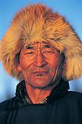 Darkhad man<br /> Renchinlhumbe Town<br /> Darkhadyn Khotgor Depression<br /> Mongolia