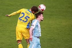 Football match between ND Gorica and NK Domzale in 25th Round of Prva liga Telekom Slovenije 2016/17, on March 18, 2017 in Sports park Gorica, Nova Gorica, Slovenia.  Photo by Ziga Zupan / Sportida