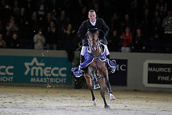 Thijssen Leon (NED) - Tyson<br /> Winner BMC Grand Prix of Maastricht<br /> CSI Maastricht 2010<br /> © Dirk Caremans