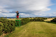 02-09-2018 Fortrose and Rosemarkie Golf Club in Fortrose, Ross-Shire, Scotland.