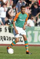 Fotball<br /> Oppkjøring til Bundesliga 2003/2004<br /> Foto: Digitalsport<br /> <br /> NORWAY ONLY<br /> <br /> Valerien ISMAEL - SV Werder Bremen
