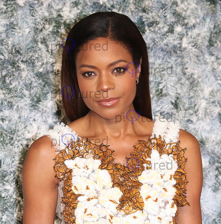 Naomie Harris, Collateral Beauty - European film premiere, Leicester Square, London UK, 15 December 2016, Photo by Richard Goldschmidt