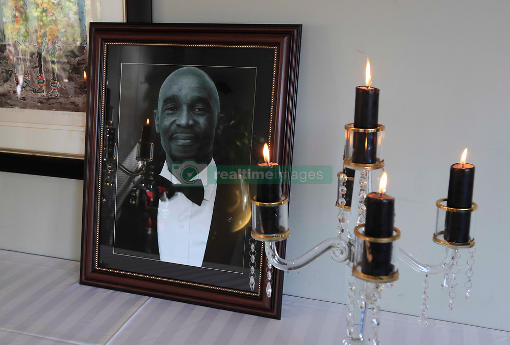 South Africa - Johannesburg - 13 August 2020 - Radio veteran Bob Mabena memorial service was held today at his workplace at Power FM, friends and family including musicians were there to celebrate his life. Photo Simphiwe Mbokazi/African News Agency(ANA)