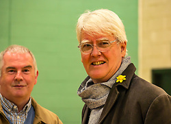 Haddington & Lammermuir by-election count. Haddington, East Lothian, Scotland, United Kingdom, 10 May 2019. Pictured:   Stuart Crawford, Scottish Liberal Democrat candidate. The election takes place of one councillor in Ward 5 of East Lothian Council due to the resignation of Councillor Brian Small. The successful candidate represents this ward along with the three existing councillors. The by-election uses the Single Transferable Vote (STV) system in which voters can rank candidates in order of preference and can choose to vote for as many or as few candidates as they like. The election fields 5 candidates from Scottish National Party (SNP), Scottish Labour Party, Scottish Conservatives and Unionist Party, Scottish Liberal Democrats and UK Independence Party (UKIP).<br /> The candidate elected is XX.<br /> Sally Anderson | EdinburghElitemedia.co.uk