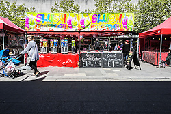 A sweet stall in Basildon Town Centre. Essex