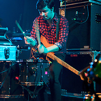 Friendly Fires perform live at Shockwaves NMe Awards Tour 2009, Rock City, Nottingham, UK, 2009-02-11